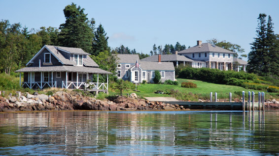 A Private Island Vacation Rental